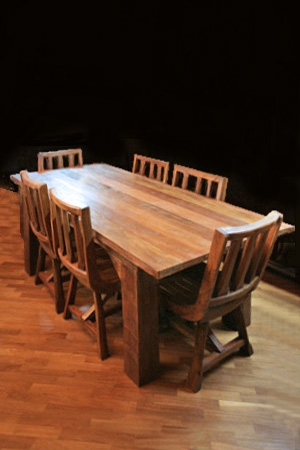 Siam Teak Table (from Thailand)