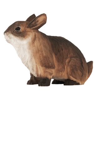 DecoAnimals Rabbit (Wildlife Garden)