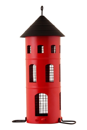 Combi Feeder Red (Wildlife Garden)